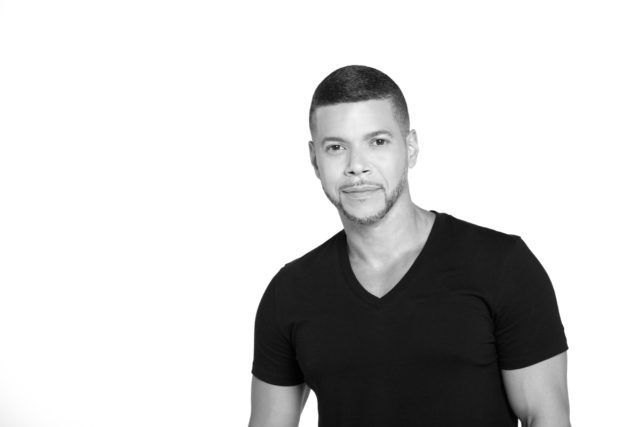 Wilson Cruz will play DR. HUGH CULBER, medical officer of the Starship Discovery. STAR TREK: DISCOVERY coming to CBS All Access. Photo Cr: Lisette M. Azar   © 2017 CBS Interactive. All Rights Reserved.