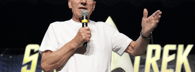 Patrick Stewart To Return To Star Trek!